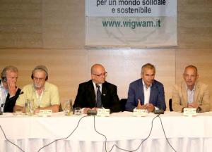Súbor workshopov Wigwam World Circuit si nenechal ujsť ani primátor Popradu Jozef Švagerko. Prítomných zaujal najmä potenciál geotermiky a využívanie obnoviteľných zdrojov energií s nulovými nákladmi.