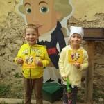 Legendarium - hrad Lubovna - Moric Benovsky a deti