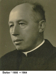 Pomocný biskup Spišskej diecézy, martýr Štefan Barnáš (1900 – 1964).