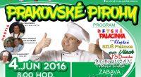 Prakovské Pirohy Plagát finál