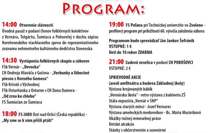 Vernar-program