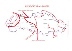 ZAMERY Presovsky kraj