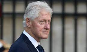Bill Clinton says Monica Lewinsky affair was to 'manage anxiety' | Bill  Clinton | The Guardian